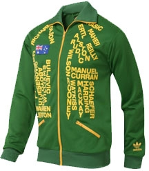 AdidasAdidas Originals Aussie Fan Jacket