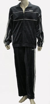 AdidasAdidas Velour Suit Basketball
