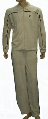 FilaFila Velour jogging Suit