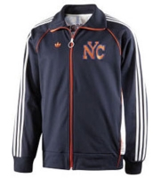 Adidas NYC Track Top