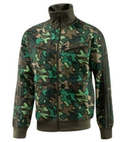 Adidas Safety Camo Track Top