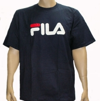 :: Fila Men Printed  Logo Tee Shirt