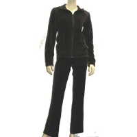 Puma Velour Jogging Suit Women