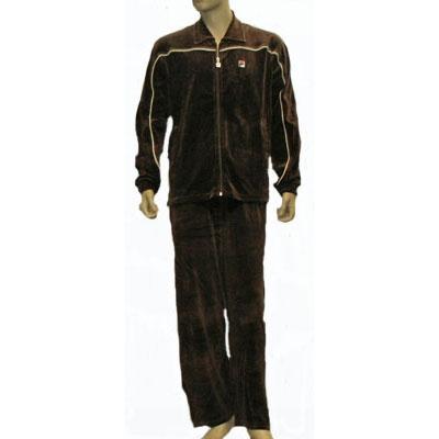 7278f77778da Fila - Fila Velour Jogging Suit